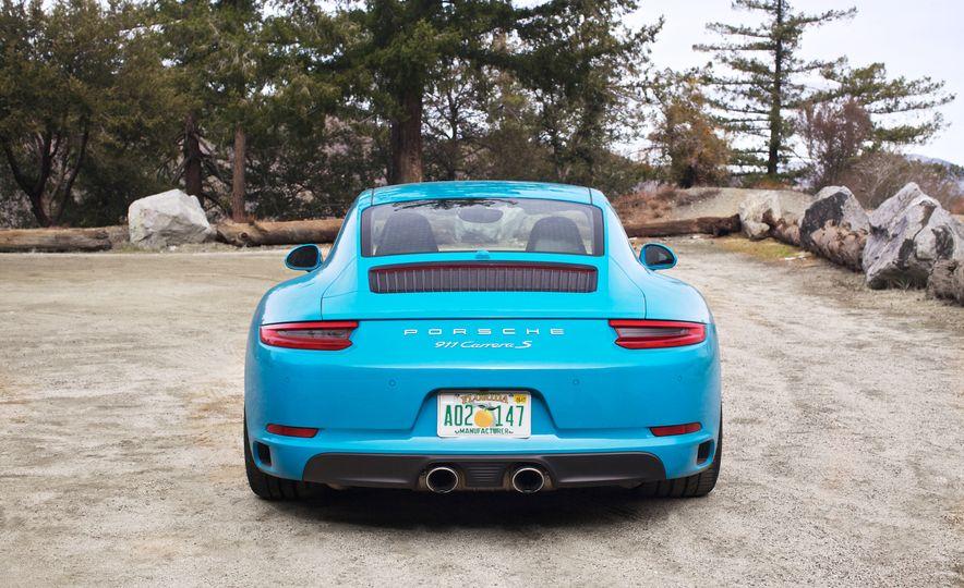Development of a Porsche 911 Plug-In Hybrid Is Truly Dead - Slide 5