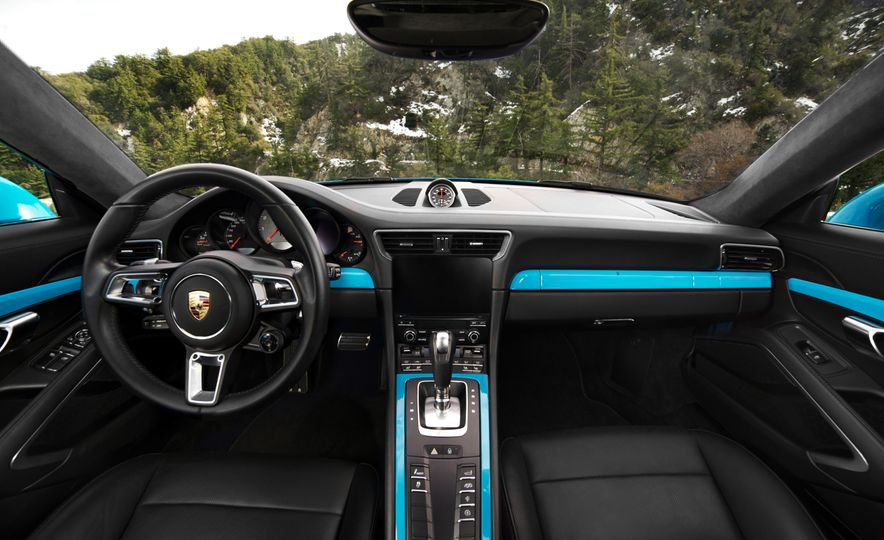 Development of a Porsche 911 Plug-In Hybrid Is Truly Dead - Slide 10