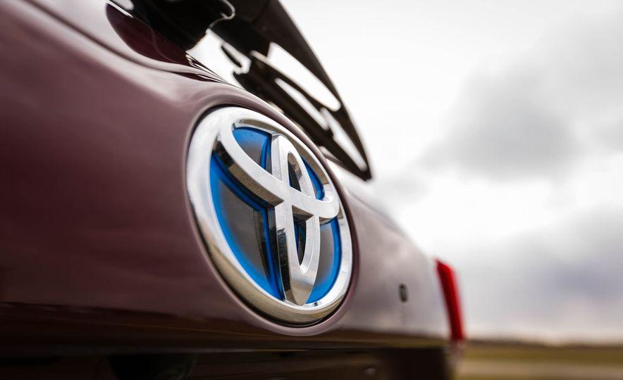 2017 Toyota Highlander hybrid - Slide 24