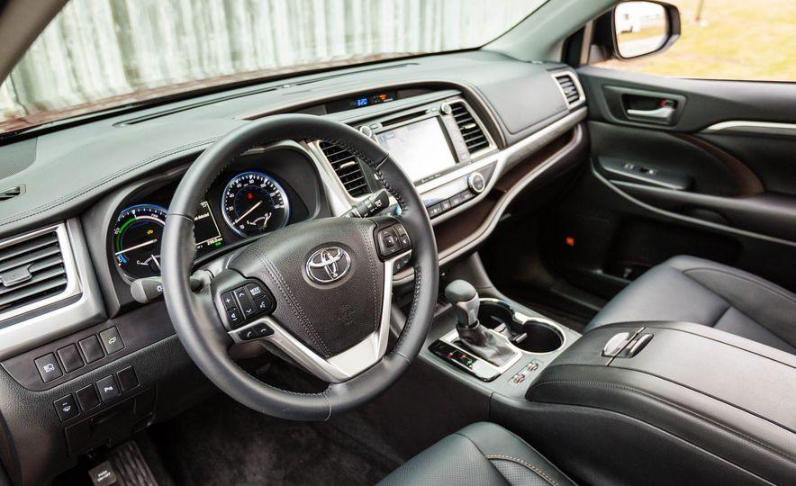 2017 Toyota Highlander hybrid - Slide 29