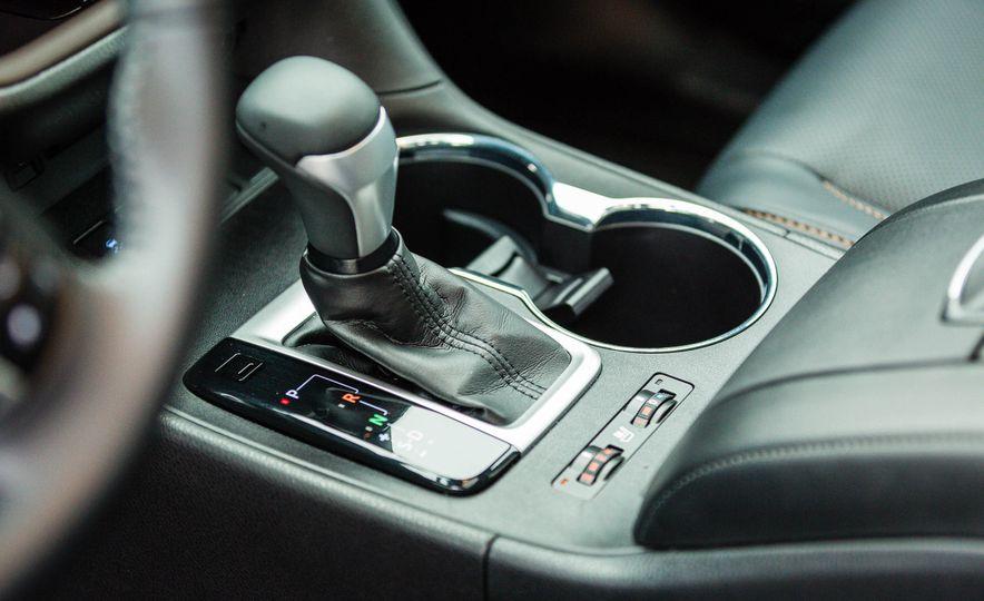 2017 Toyota Highlander hybrid - Slide 40