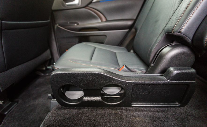 2017 Toyota Highlander hybrid - Slide 54