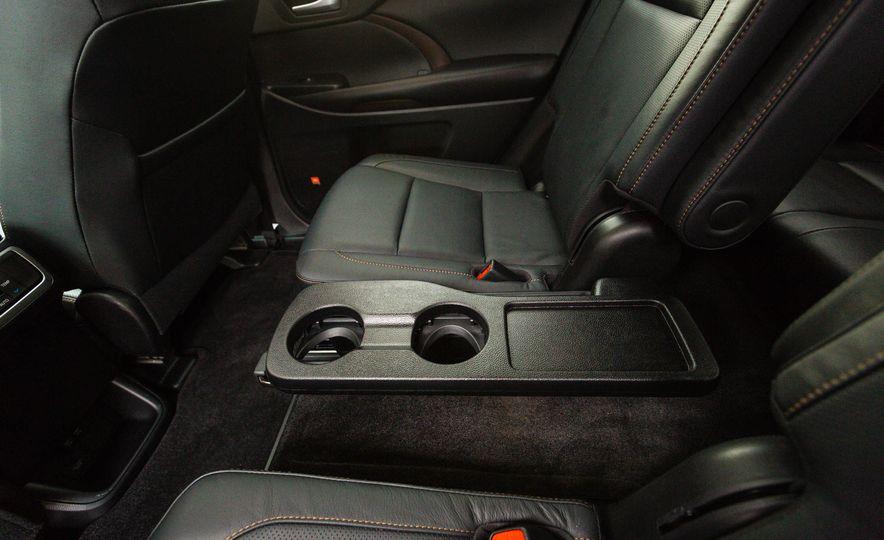 2017 Toyota Highlander hybrid - Slide 55