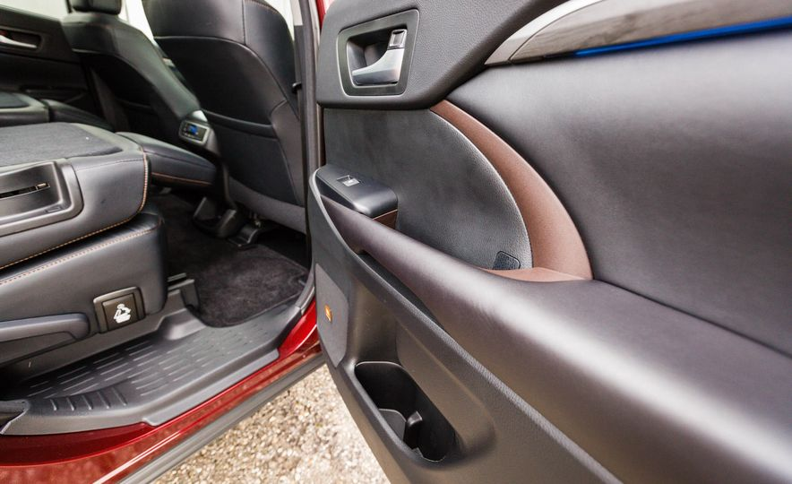 2017 Toyota Highlander hybrid - Slide 59