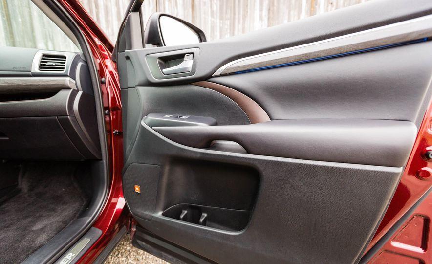2017 Toyota Highlander hybrid - Slide 60