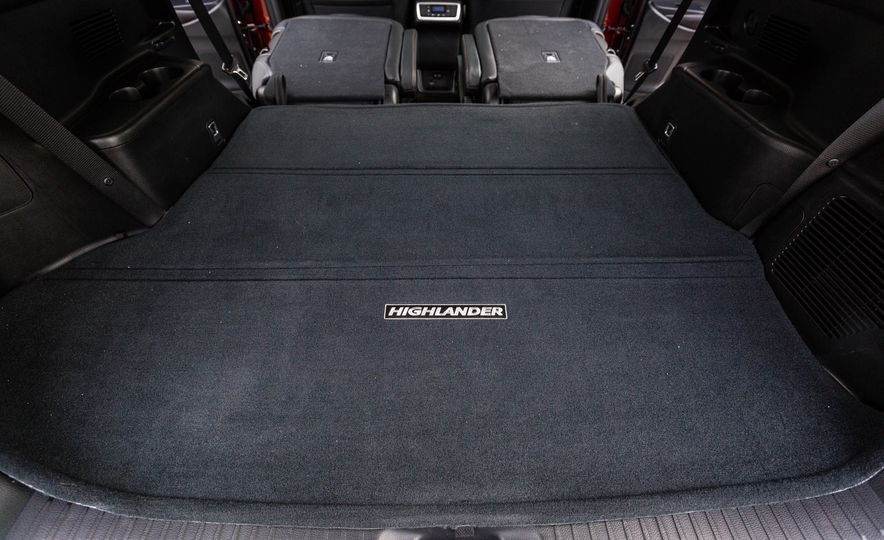 2017 Toyota Highlander hybrid - Slide 69