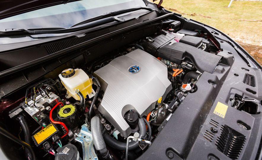2017 Toyota Highlander hybrid - Slide 75