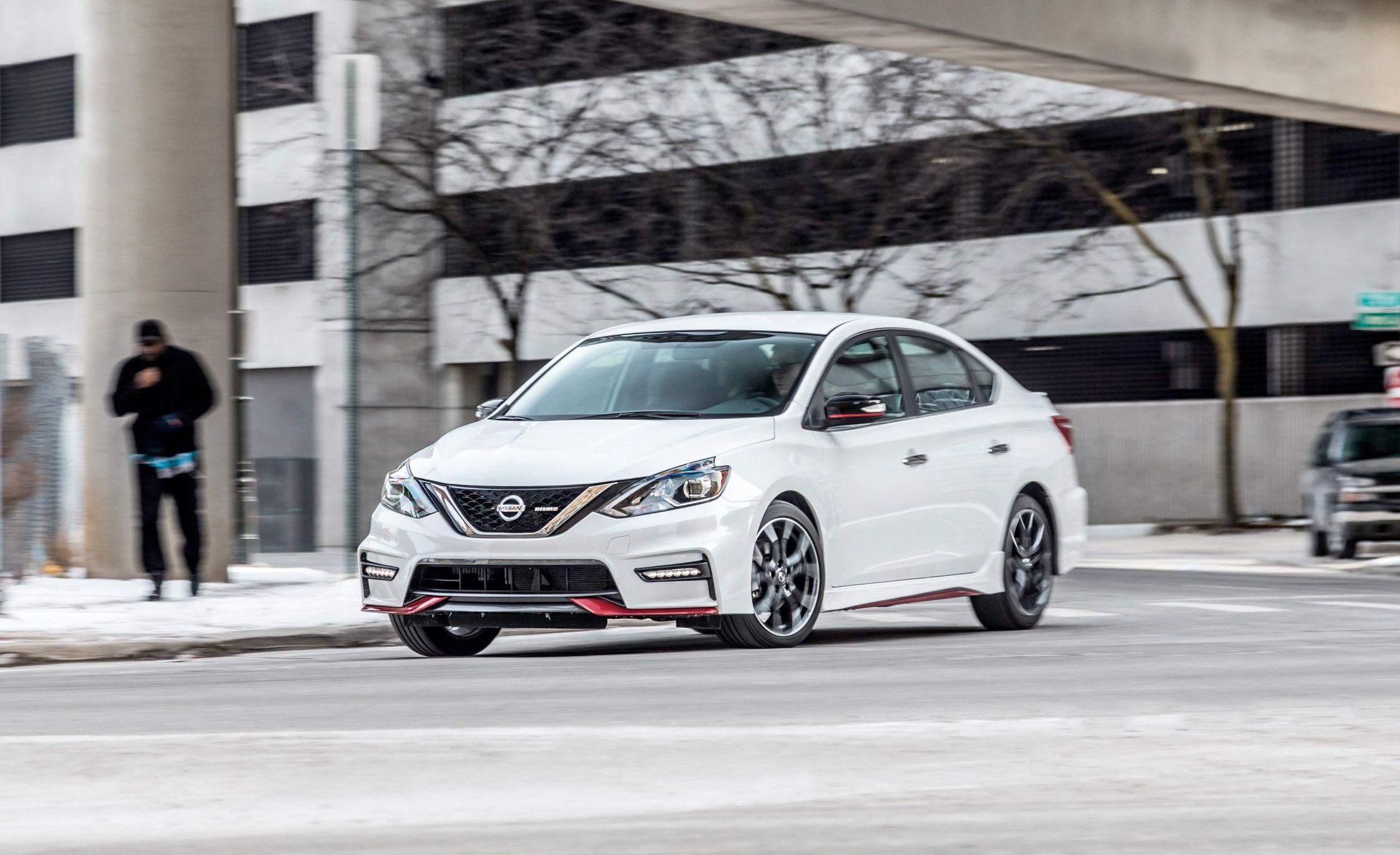 Nissan Sentra Nismo Reviews Price Photos And Almera Black Specs Car Driver