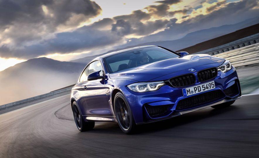 2018 BMW M4 CS - Slide 3