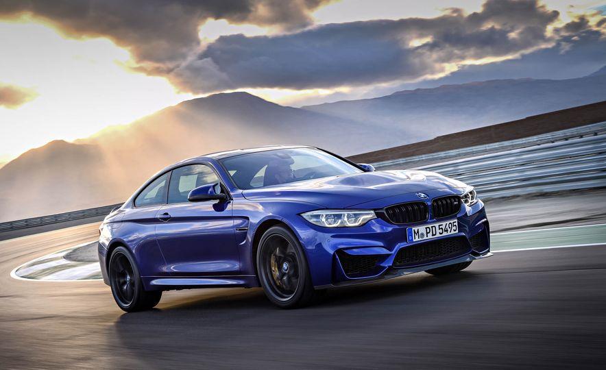 2018 BMW M4 CS - Slide 4