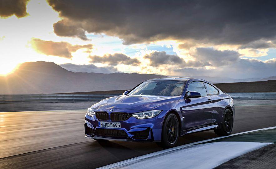 2018 BMW M4 CS - Slide 9