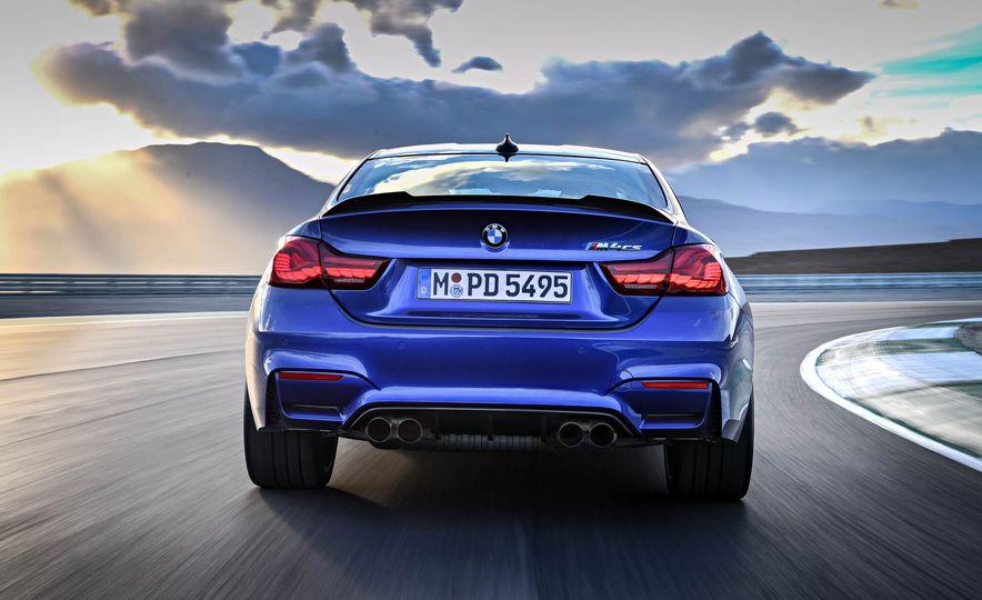 2018 BMW M4 CS - Slide 16