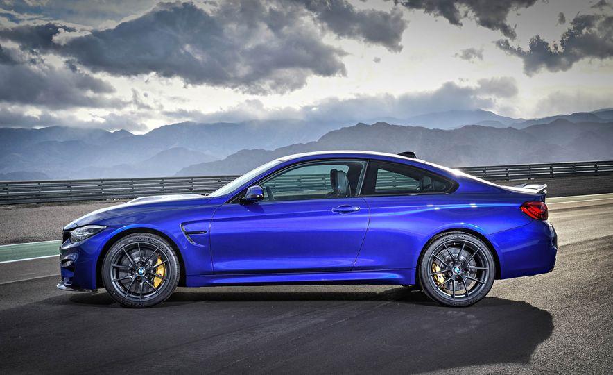 2018 BMW M4 CS - Slide 19
