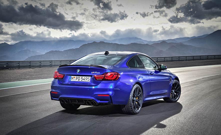 2018 BMW M4 CS - Slide 22