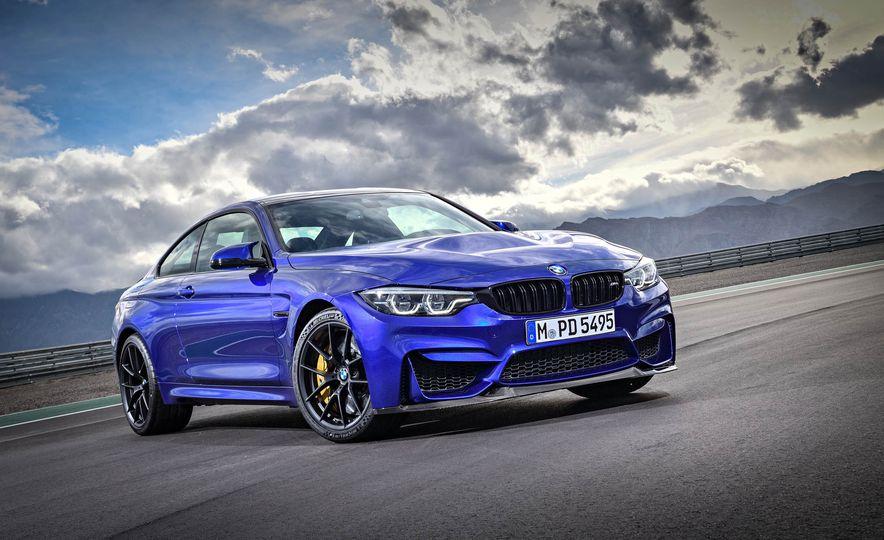 2018 BMW M4 CS - Slide 24