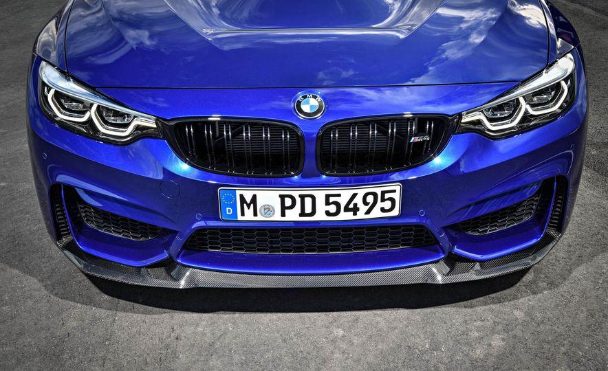 2018 BMW M4 CS - Slide 25