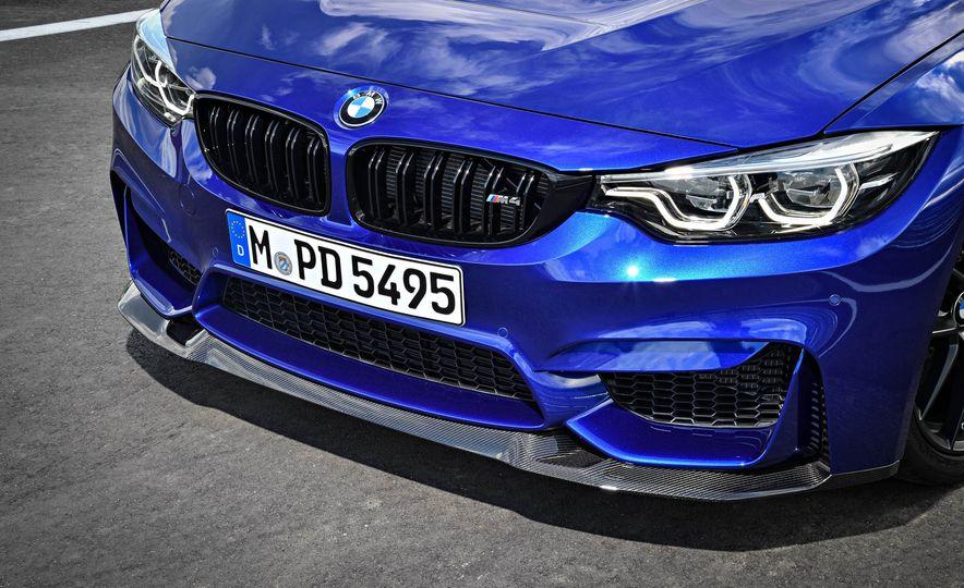 2018 BMW M4 CS - Slide 26