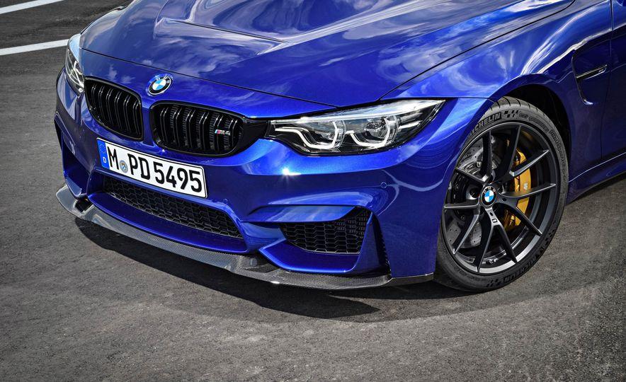 2018 BMW M4 CS - Slide 27