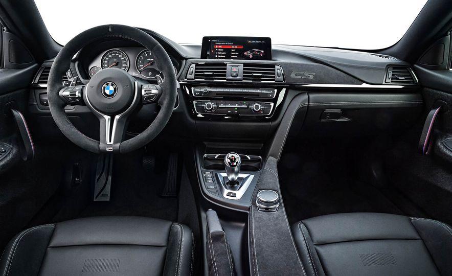 2018 BMW M4 CS - Slide 35