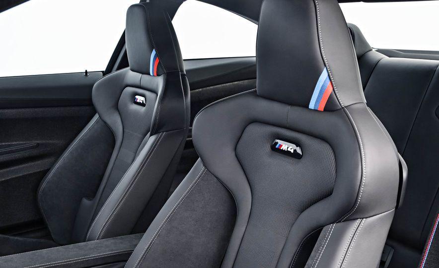 2018 BMW M4 CS - Slide 37