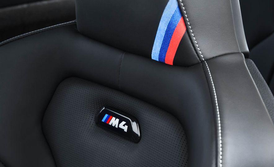 2018 BMW M4 CS - Slide 38