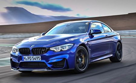 Extra M, Less GTS: BMW Announces New M4 CS for 2018