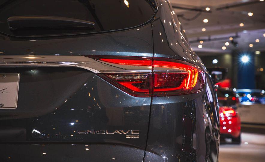 2018 Buick Enclave Avenir - Slide 6
