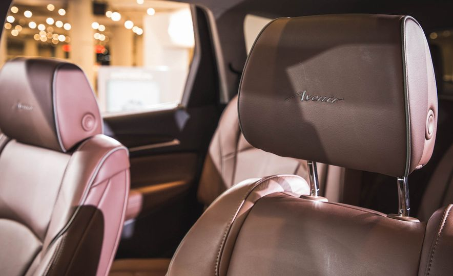 2018 Buick Enclave Avenir - Slide 9