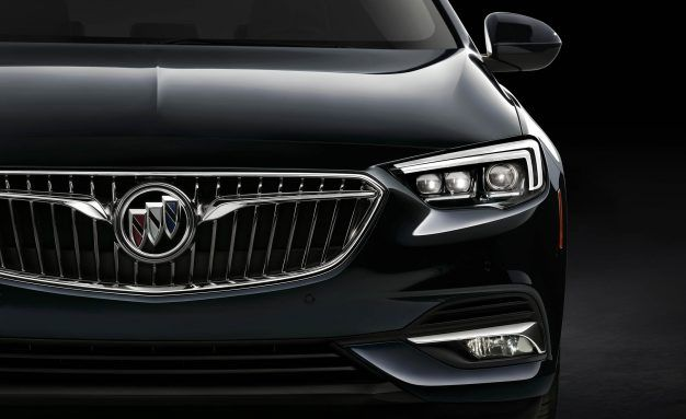 Next Buick Regal GS Likely Will Mix 300-HP-Plus V-6 with Torque-Vectoring AWD