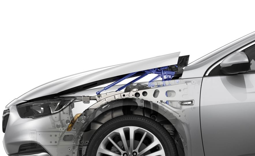 2018 Buick Regal Sportback - Slide 32