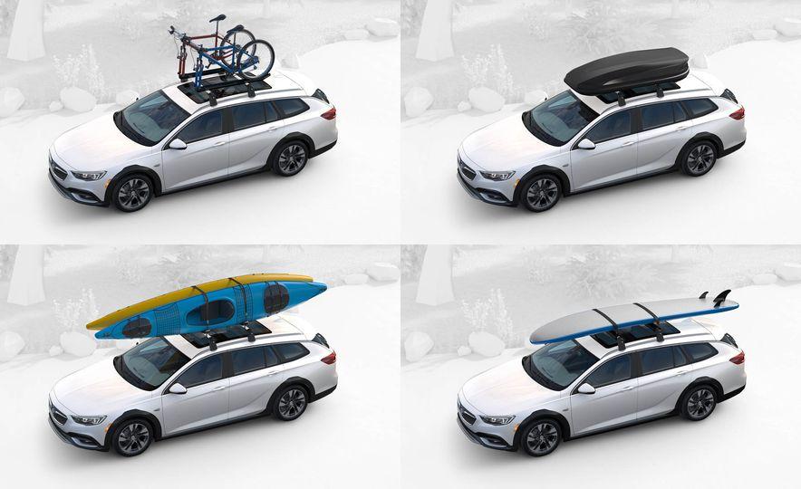 2018 Buick Regal Sportback - Slide 18