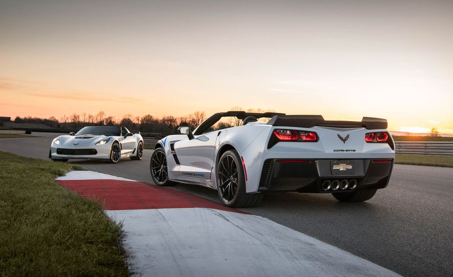 2018 Chevrolet Corvette Carbon 65 Edition - Slide 2