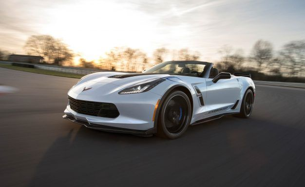 Retirement Age: Chevy Launches Special-Edition Carbon 65 Anniversary Corvettes