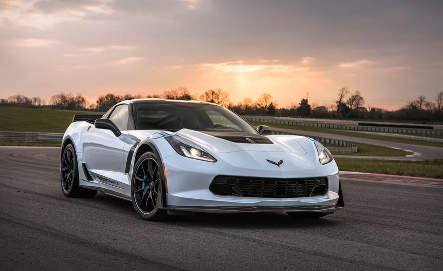 2018 Chevrolet Corvette Carbon 65 Edition - Slide 4