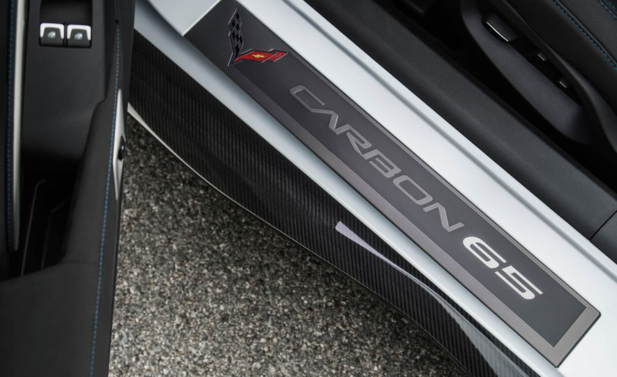 2018 Chevrolet Corvette Carbon 65 Edition - Slide 7