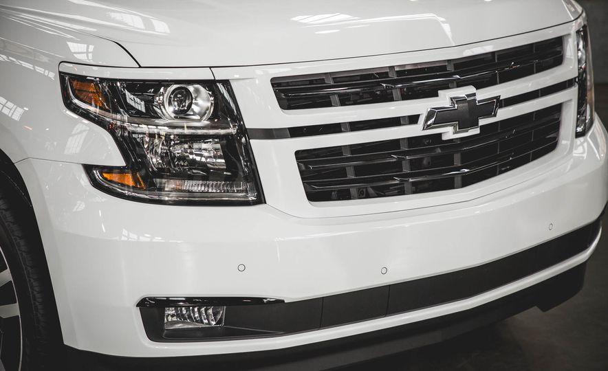 2018 Chevrolet Tahoe RST - Slide 6