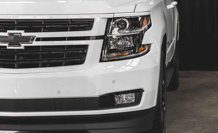2018 Chevrolet Tahoe RST - Slide 8