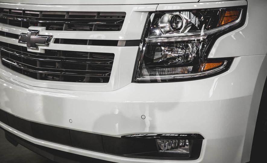 2018 Chevrolet Tahoe RST - Slide 9