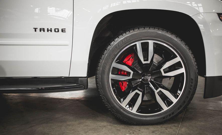 2018 Chevrolet Tahoe RST - Slide 12