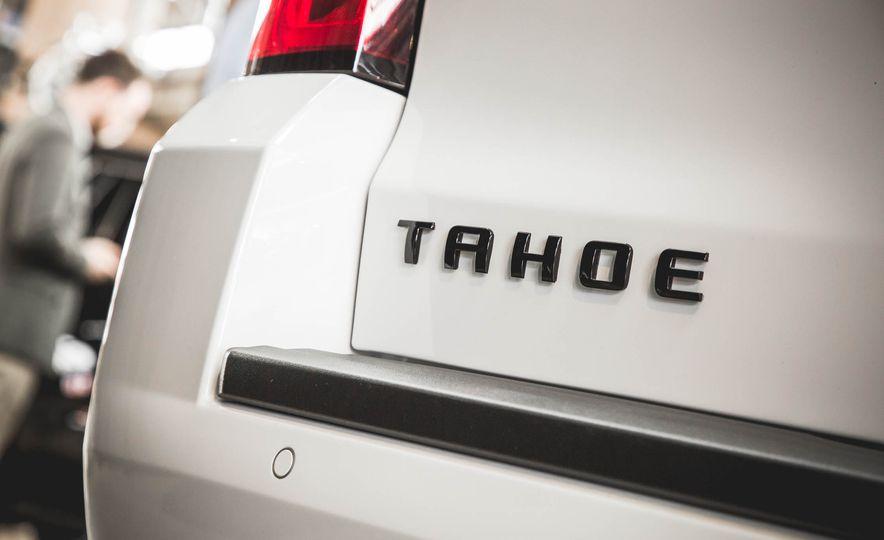 2018 Chevrolet Tahoe RST - Slide 17