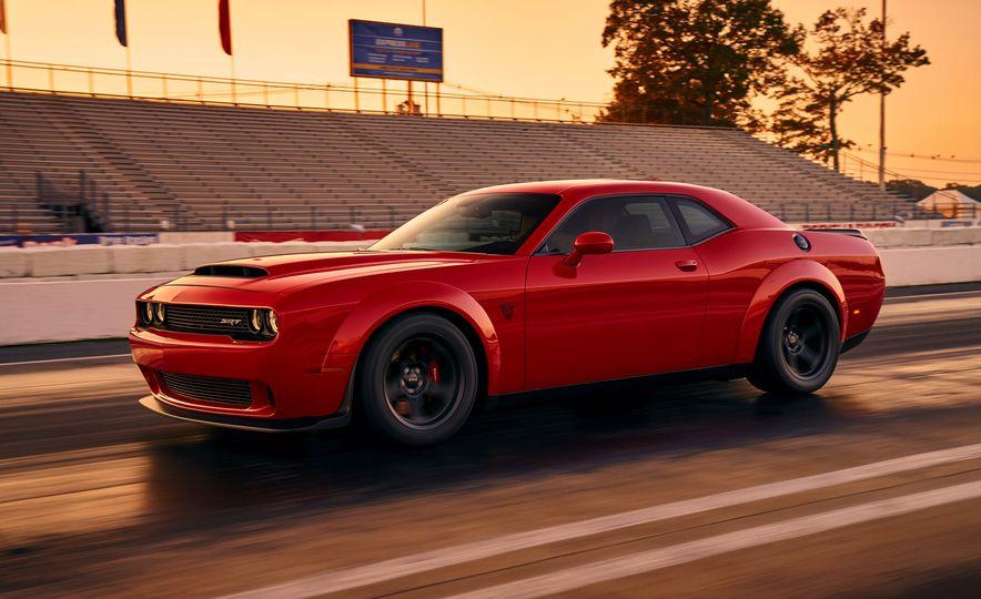 2018 Dodge Challenger SRT Demon - Slide 15