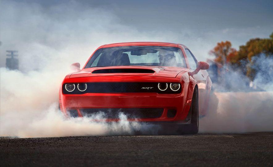 2018 Dodge Challenger SRT Demon - Slide 19