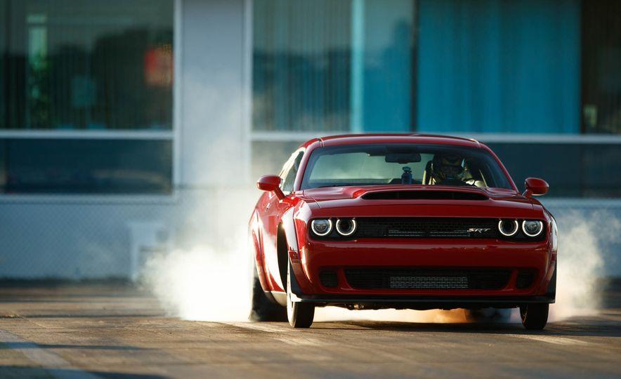 2018 Dodge Challenger SRT Demon - Slide 21