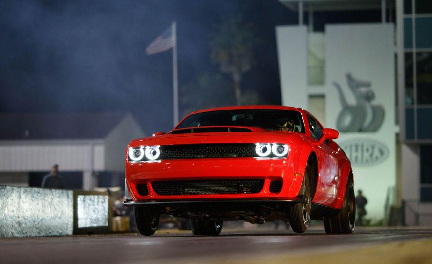 2018 Dodge Challenger SRT Demon - Slide 22