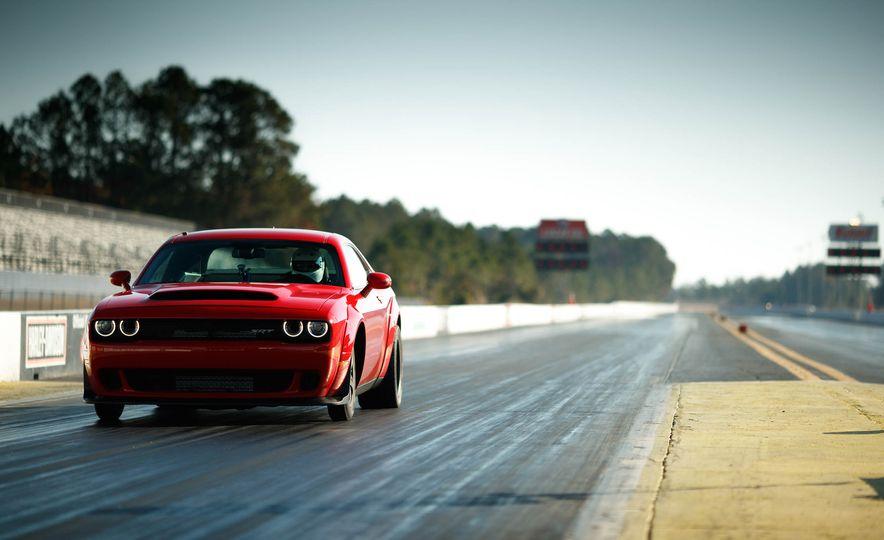 2018 Dodge Challenger SRT Demon - Slide 23