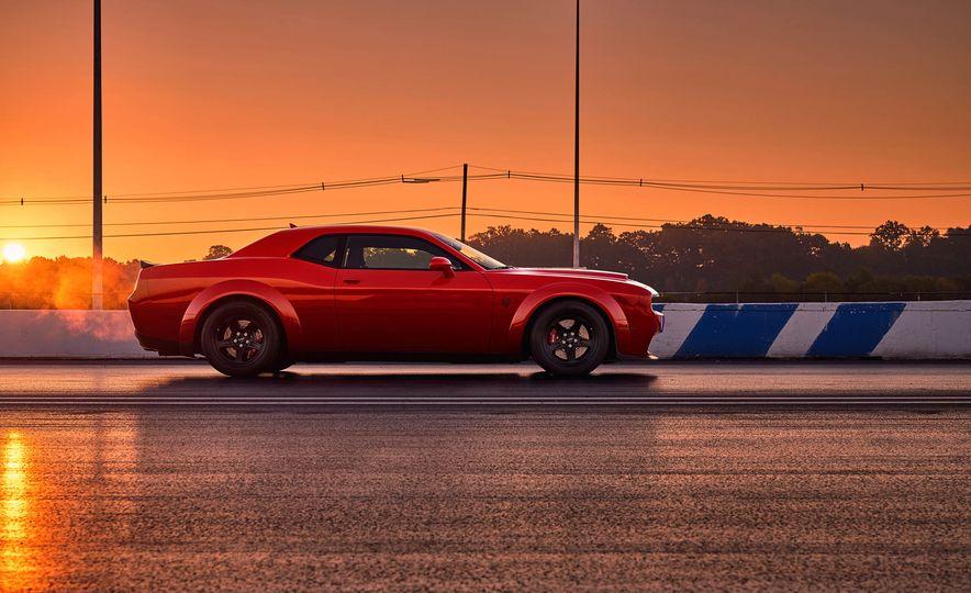 2018 Dodge Challenger SRT Demon - Slide 33