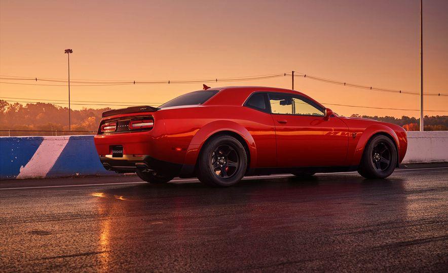 2018 Dodge Challenger SRT Demon - Slide 34