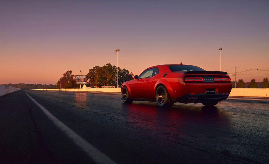 2018 Dodge Challenger SRT Demon - Slide 37