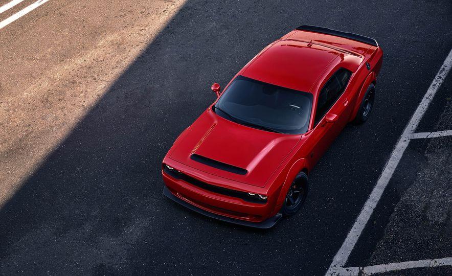2018 Dodge Challenger SRT Demon - Slide 39