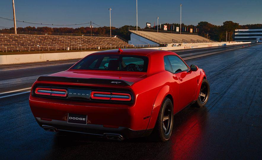 2018 Dodge Challenger SRT Demon - Slide 42